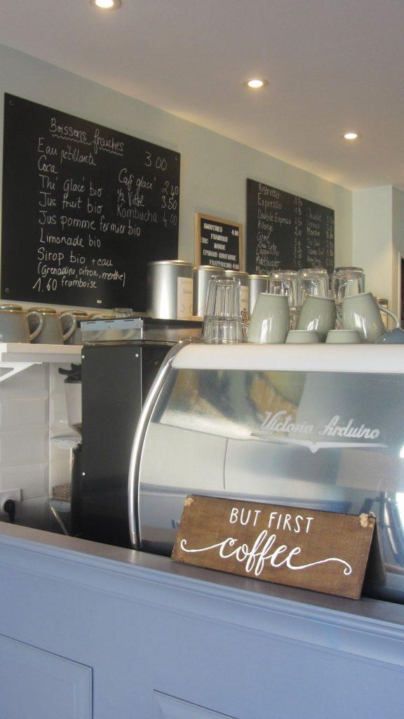 Le Petit Grain Coffee Shop – Salon de thé