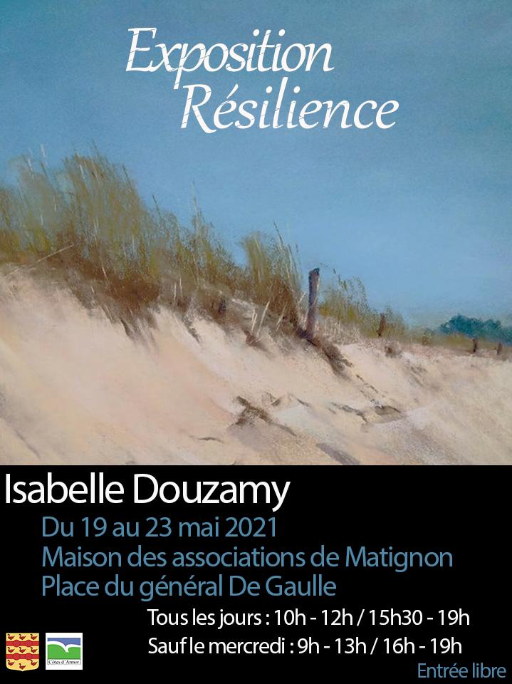 Exposition Isabelle Douzamy - Matignon