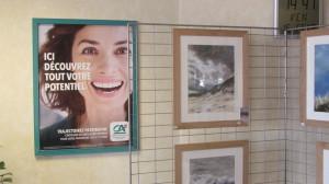 Exposition pastels Isabelle Douzamy - Matignon