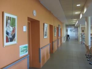Exposition peinture Isabelle Douzamy Les Châtelets Ploufragan