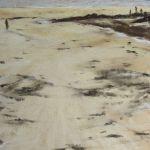 Pléneuf-Val-André - Peinture au pastel Sec - 39x59 cm
