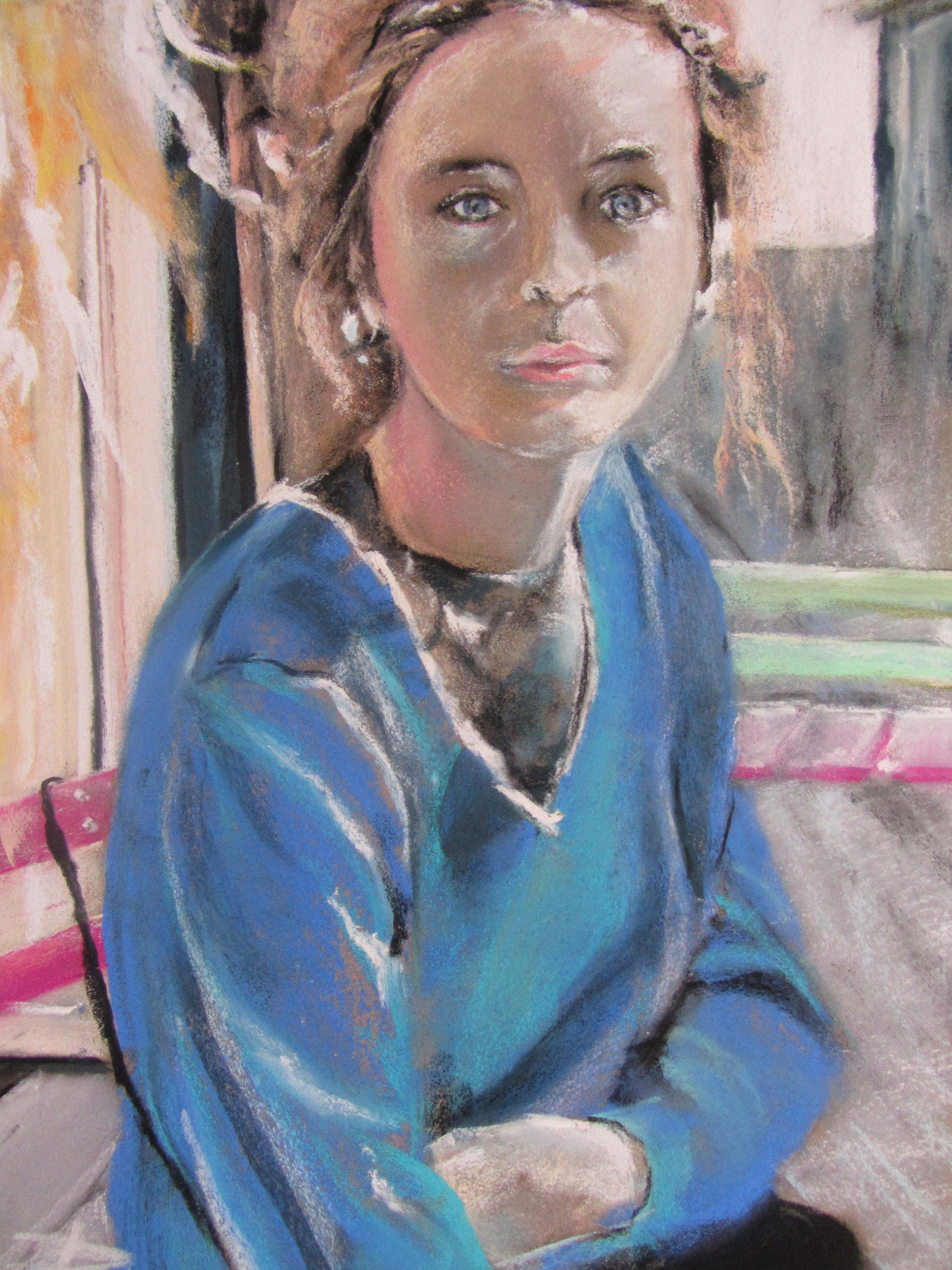 Portrait Mallory