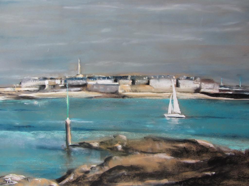 Saint-Malo le sillon