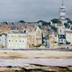 Saint-Servan bord de mer